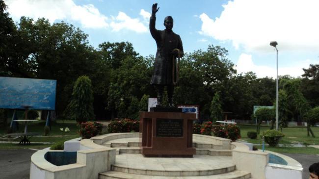 statue-of-jawaharlal-nehru