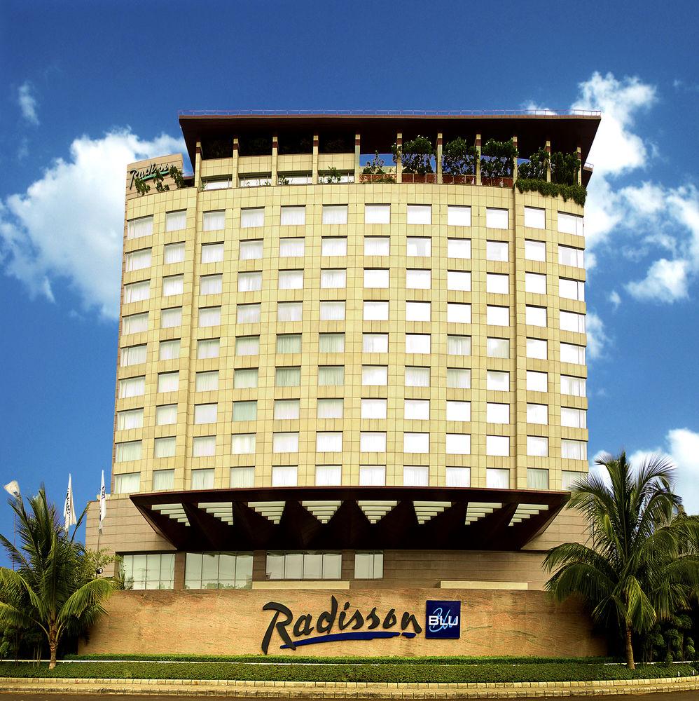 Destination of the week radisson blu hotel indore for Radisson hotel